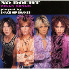 NO DOUBT -ZIGGY SONGS played by SNAKE HIP SHAKES-