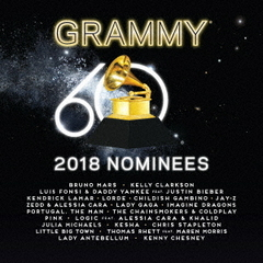2018 GRAMMY (R) NOMINEES