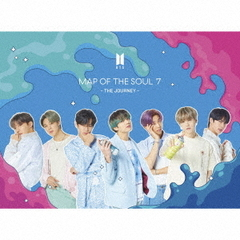 BTS/MAP OF THE SOUL : 7 ~ THE JOURNEY ~(初回限定盤B/CD+DVD)