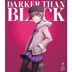 DARKER THAN BLACK -流星の双子- 7 <通常版>(Blu-ray Disc)