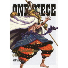 "ONE PIECE ワンピース Log Collection ""GOD"" <期間限定生産>"
