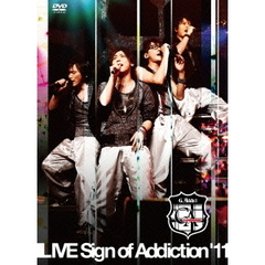 G.Addict/G.Addict LIVE Sign Of Addiction'11