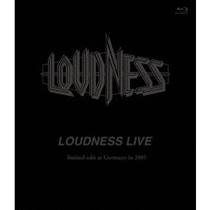 LOUDNESS/LIVE limited edit at Germany in 2005(Blu-ray Disc)
