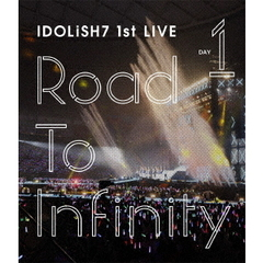 アイドリッシュセブン 1st LIVE 「Road To Infinity」 Blu-ray Day 1(Blu-ray Disc)