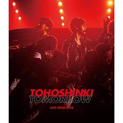 東方神起/東方神起 LIVE TOUR 2018 ~TOMORROW~(Blu-ray Disc)