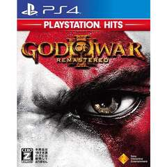 PS4 GOD OF WAR III Remastered PlayStation Hits