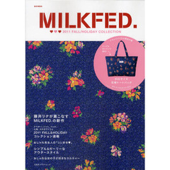 MILKFED. 2011FALL/HOLIDAY COLLECTION