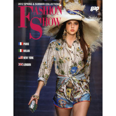 FASHION SHOW 2012SPRING&SUMMER COLLECTIONS