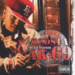 REDSTA -The Rap Attacker-
