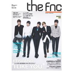 THE FNC MAGAZINE No.2<FTISLAND表紙>