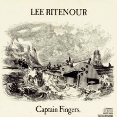 【輸入盤】LEE RITENOUR/CAPTAIN FINGERS