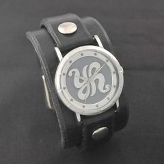 原由実 × Red Monkey Designs Collaboration Wristwatch LADIES/BLACK