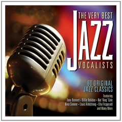 VERY BEST OF JAZZ VOCALISTS(3枚組)(輸入盤)
