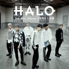 HALO/3RD MINI ALBUM : HERE I AM(輸入盤)