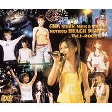 GIZA studio MAI-K & FRIENDS HOTROD BEACH PARTY VOL.1 ~2002 夏~