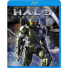 Halo Legends(Blu-ray Disc)
