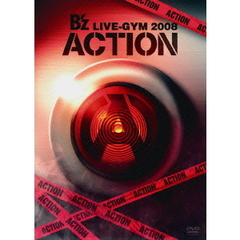 B'z/B'z LIVE-GYM 2008 -ACTION-(DVD)