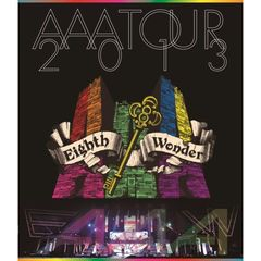 AAA/AAA TOUR 2013 Eighth Wonder<セブンネット限定特典付き:ポストカード絵柄A>(Blu-ray Disc)