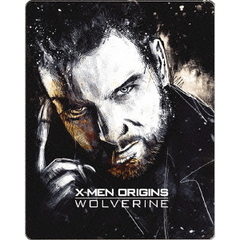 ウルヴァリン:X-MEN ZERO <スチールブック仕様/800セット完全数量限定生産>(Blu-ray Disc)