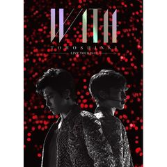 東方神起 LIVE TOUR 2015 WITH <初回生産限定盤/DVD 3枚組><セブンネット限定特典ミニポスターB ver.(A3サイズ)>(DVD)
