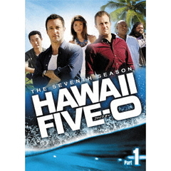 HAWAII FIVE-0 シーズン 7 DVD-BOX Part 1