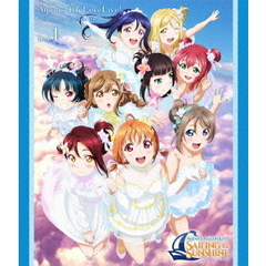 Aqours/ラブライブ!サンシャイン!! Aqours 4th LoveLive! ~Sailing to the Sunshine~ Blu-ray DAY 1(Blu-ray Disc)