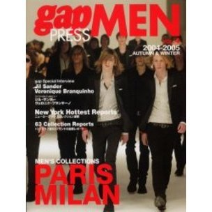 Gap press men Vol.4(2004-2005autumn & winter)