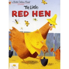 【洋書】Little Red Hen