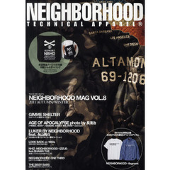 NEIGHBORHOOD MAG VOL.8(2011AUTUMN/WINTER)