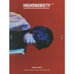 HIGHSNOBIETY JAPAN ISSUE06【表紙:米津玄師】