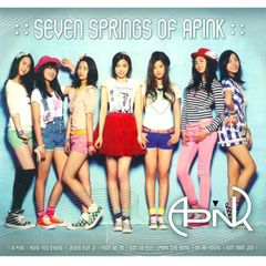APINK/1ST MINI ALBUM:SEVEN SPRINGS OF APINK(輸入盤)