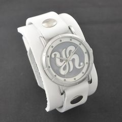 原由実 × Red Monkey Designs Collaboration Wristwatch LADIES/WHITE