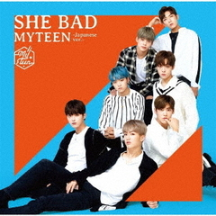 SHE BAD -Japanese ver.-<初回限定盤A>
