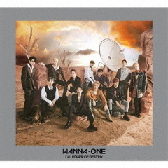 Wanna One/1^11=1(POWER OF DESTINY)-JAPAN EDITION-(Adventure ver./CD+DVD)
