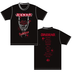 【BRIDEAR】Bloody Bride Tシャツ Lサイズ