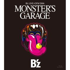 "B'z/B'z LIVE-GYM 2006 ""MONSTER'S GARAGE""(Blu-ray Disc)"