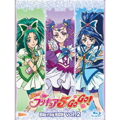 Yes!プリキュア5GoGo! Blu-ray BOX Vol.2 <完全初回生産限定>(Blu-ray Disc)
