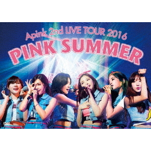 Apink/Apink 2nd LIVE TOUR 2016 「PINK SUMMER」 at 2016.7.10 Tokyo International Forum Hall A