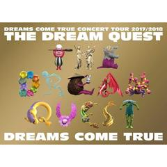 Dreams Come True/DREAMS COME TRUE CONCERT TOUR 2017/2018 -THE DREAM QUEST-(Blu-ray Disc)