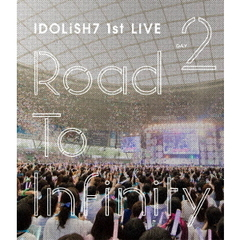 アイドリッシュセブン 1st LIVE 「Road To Infinity」 Blu-ray Day 2(Blu-ray Disc)