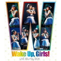 Wake Up, Girls!/Wake Up, Girls! LIVE Blu-ray BOX(Blu-ray Disc)