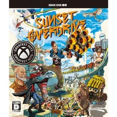 XboxOne Sunset Overdrive( Greatest Hits)