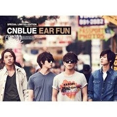 3RD MINI ALBUM : EAR FUN (SPECIAL LIMITED EDITION) : JEONG YONG HWA VER.(輸入盤)