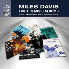 MILES DAVIS/EIGHT CLASSIC ALBUMS(4枚組)(輸入盤)