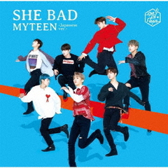 SHE BAD -Japanese ver.-<初回限定盤B>