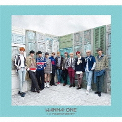 Wanna One/1^11=1(POWER OF DESTINY)-JAPAN EDITION-(Romance ver./CD+DVD)