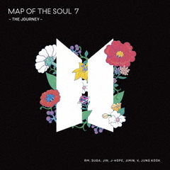 BTS/MAP OF THE SOUL : 7 ~ THE JOURNEY ~(通常盤/CDのみ)