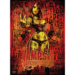 VAMPS/VAMPS LIVE 2015 BLOODSUCKERS 初回限定版(Blu-ray Disc)