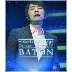 徳永英明/Concert Tour 2017 BATON(Blu-ray Disc)