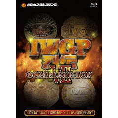 IWGP烈伝COMPLETE-BOX VII(Blu-ray Disc)
